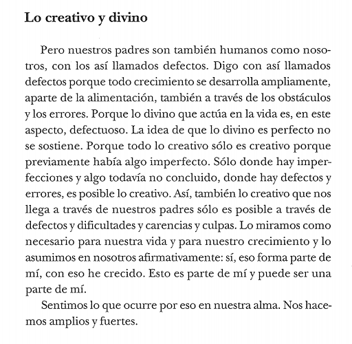 LO CREATIVO