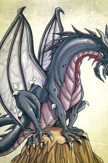 haiki - dragon